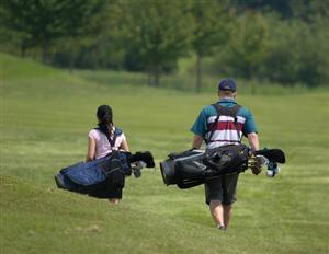 Golf Walking